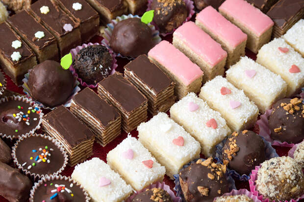 десерты на праздник