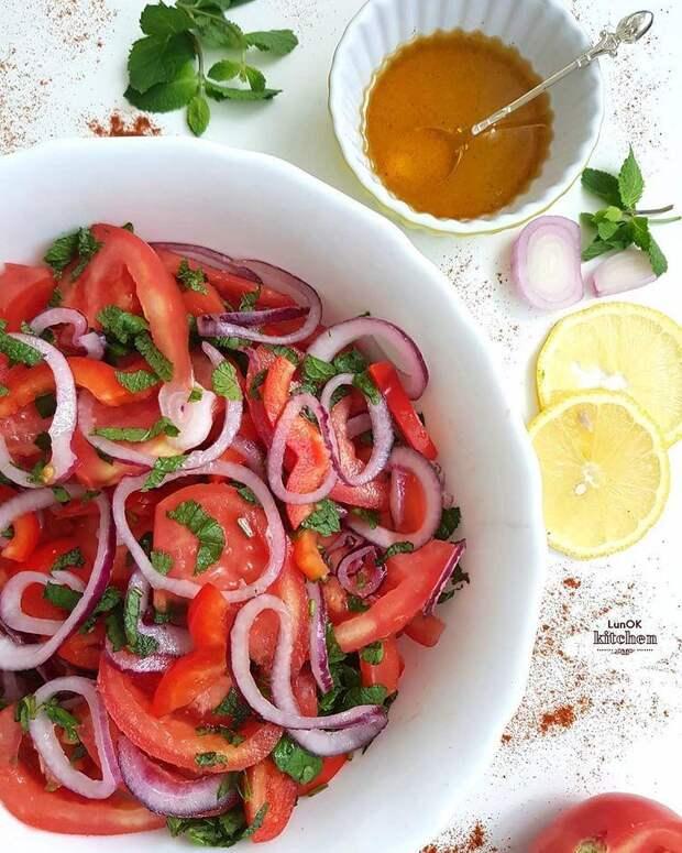 Добавляем клетчатку! Четыре вкусных салата к шашлыку