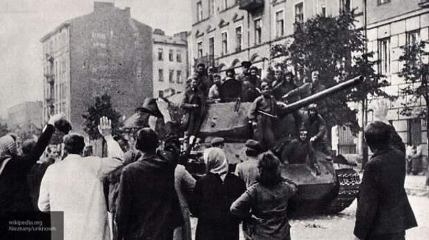 Филипп фон Шультес рассказал об отношении ФРГ к вкладу СССР во Второй мировой войне
