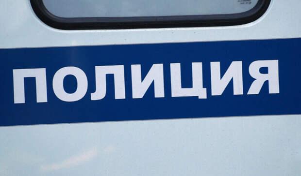 Неизвестные изрисовали свастикой столбы вПетрозаводске перед Днем Победы