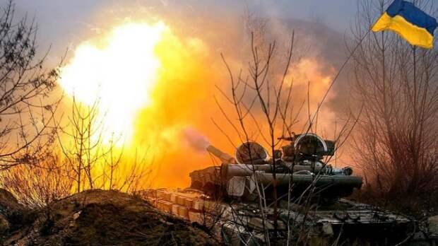 В Киеве угрожают Донбассу тяжёлым вооружением