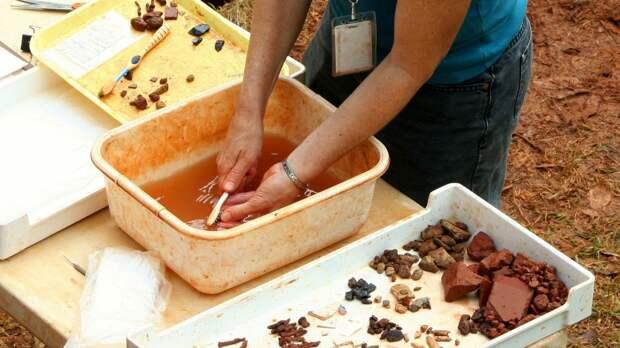 Найденные археологами части бронзового лома могли играть роль денег в древности