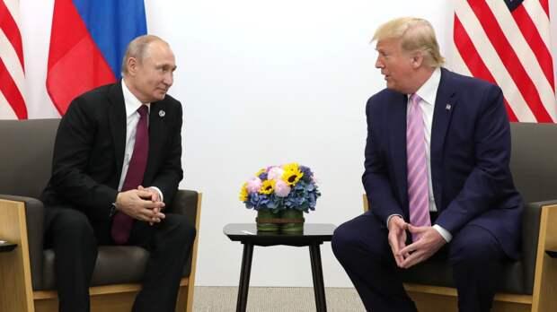 Путин в интервью NBC сравнил Трампа и Байдена