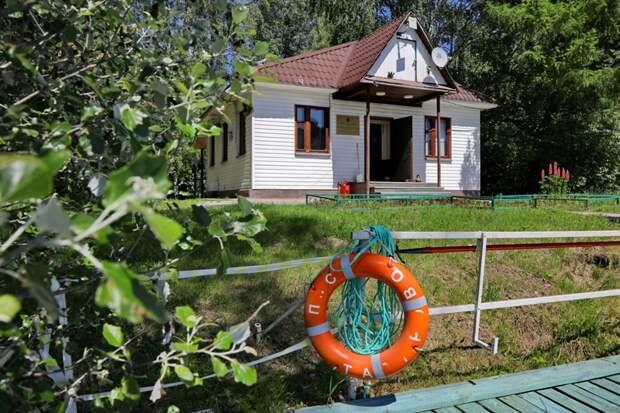 Тонущего мужчину вытащили из воды спасатели поисково-спасательной станции «Татарово»