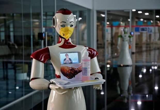 Роботы и дроны, которые помогают бороться с коронавирусом