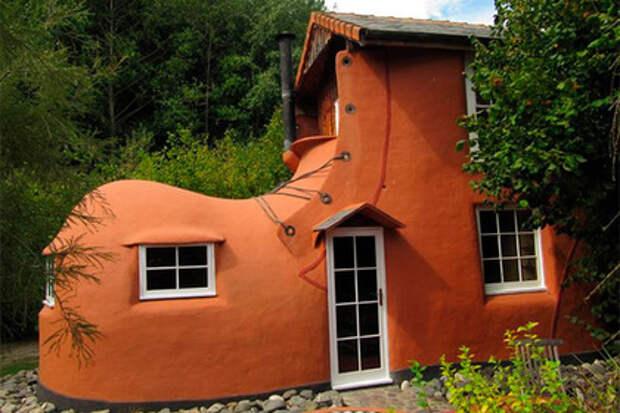 В Новой Зеландии можно пожить в башмаке