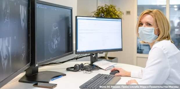 Искусственный интеллект: для чего он нужен врачу и пациенту / Фото: М.Мишин, mos.ru