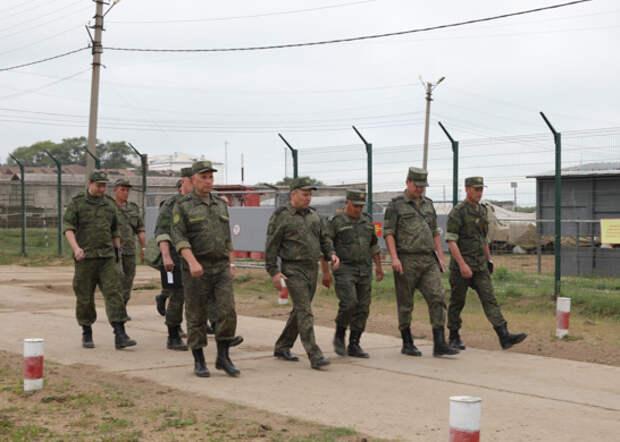 Командующий войсками Восточного военного округа генерал-полковник Геннадий Жидко проинспектировал соединения и воинские части округа, дислоцированные в Приморском крае