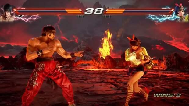 В мире продано больше семи миллионов копий Tekken 7