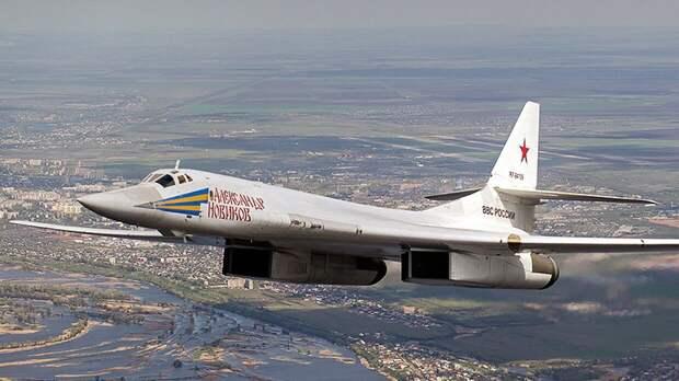 NI предрек бомбардировщику Ту-160 ключевую роль в авиации РФ