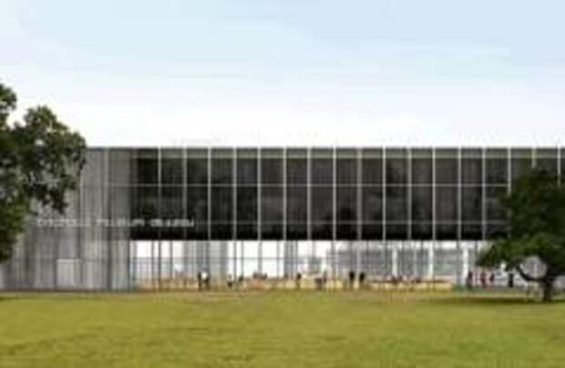 В Дессау открыли музей Баухауса