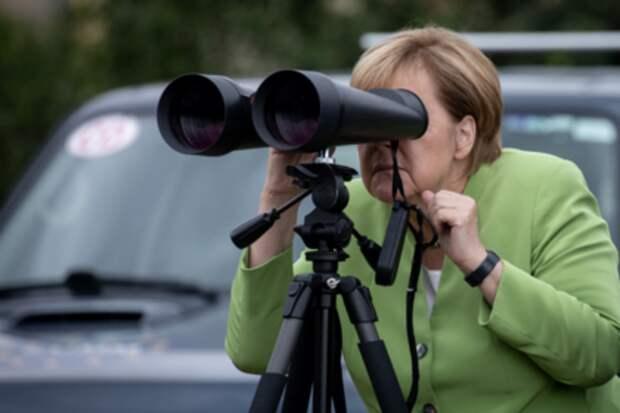 Газовые аппетиты Германии непомерно растут. Меркель готова покупать газ везде