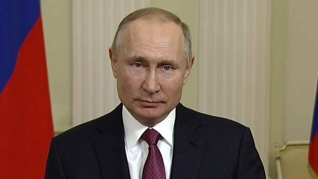 Путин поблагодарил Байдена за инициативу очной встречи