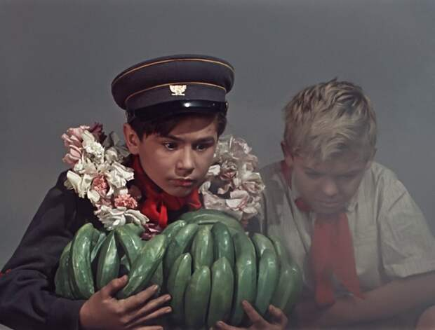 Удивительные спецэффекты на советских экранах в фильме-сказке «Старик Хоттабыч»