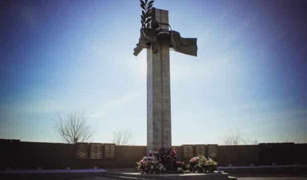 ВОренбурге перед Днем Победы погас «Вечный огонь»