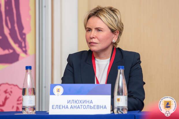 Председатель совета директоров ФК «Зенит» - президент Федерации футбола Санкт-Петербурга
