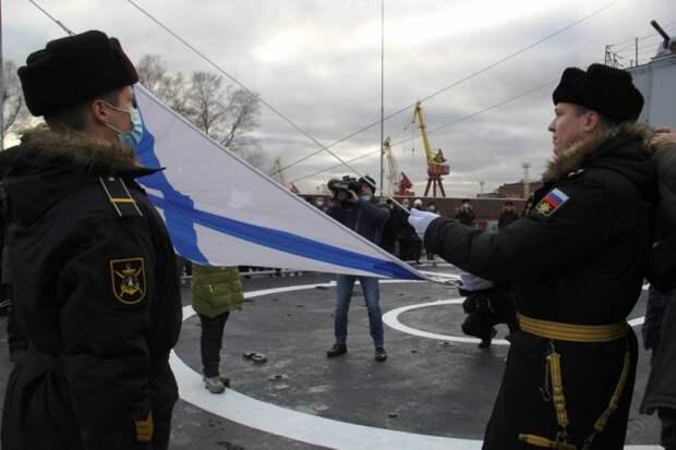 «Петр Моргунов» как будущее десантных сил флота