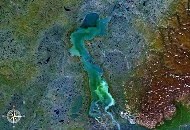Под Норильском увеличился масштаб экологической катастрофы из-за разлива нефтепродуктов