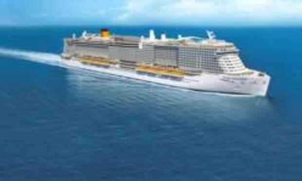 Costa Cruises представила свой новый флагман