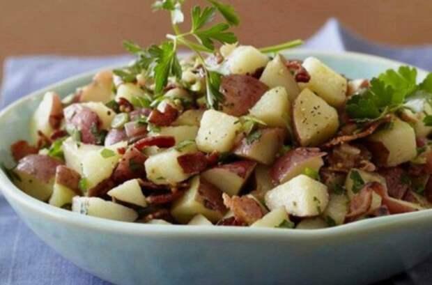 Что приготовить из картошки: 6 вкусных и быстрых рецептов