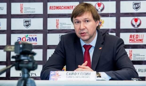 Главным тренером «Ижстали» назначили Рамиля Сайфуллина