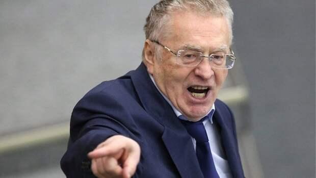 Жириновский назвал Познера подлецом после его слов о «русском мире»