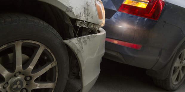 В ГИБДД назвали самые аварийные магистрали Москвы