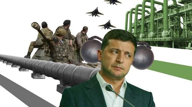 «Зеленый чебурашка»: против Зеленского запустили кампанию перед встречей с Путиным