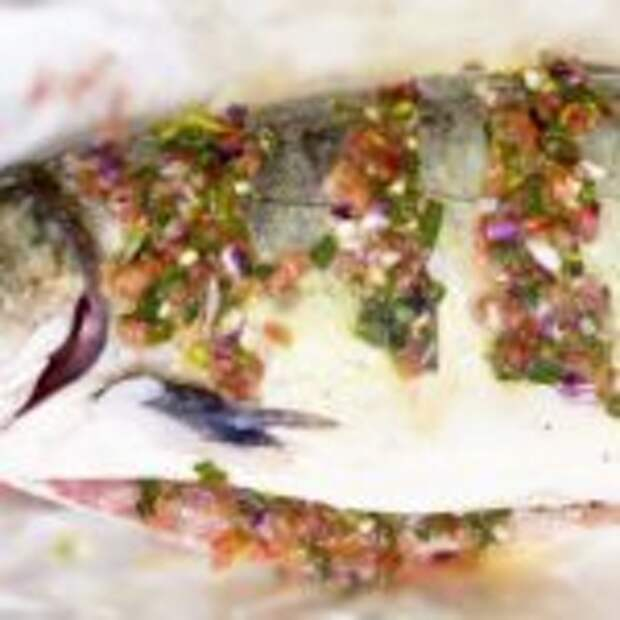 Мега вкусная рыба в духовке, которую хочется готовить каждый день!
