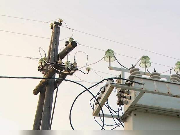 Отключение электричества пройдет в Чите с 14 по 18 июня