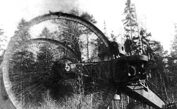 5 самых странных боевых машин в истории