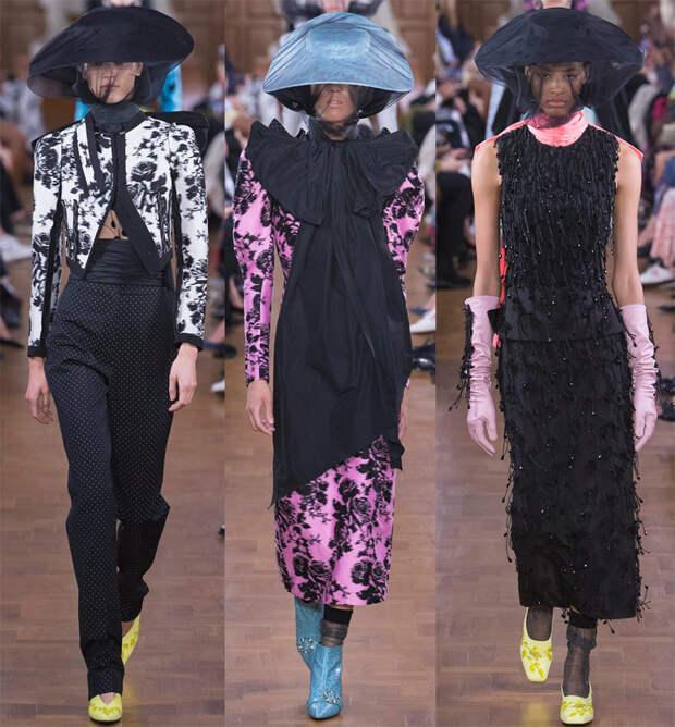 Как носить вуаль и шляпы с вуалью в 2019 году