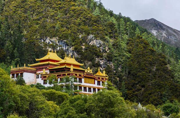 Буддийская святыня Китая - 1 часть
