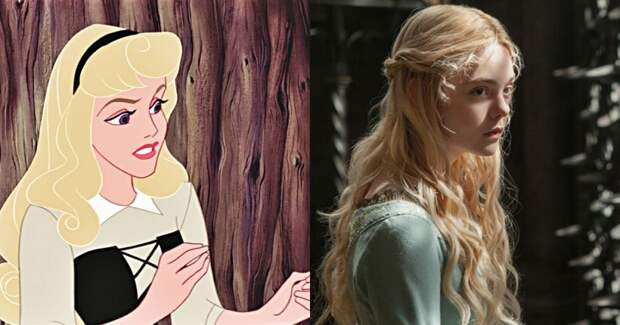 Чернокожая русалочка и фея без гендера: Сравниваем персонажей из Диснея тогда и сейчас