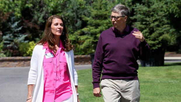 WSJ узнала, что супруга Билла Гейтса начала готовиться к разводу в 2019 году