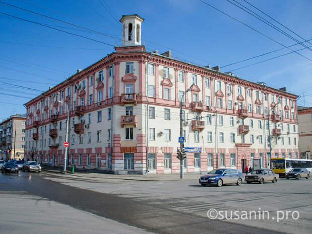 От купеческих домов до новостроек: жители Ижевска оценили здания города