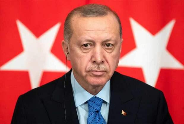 Эрдоган начинает партии, которые не может доиграть до конца