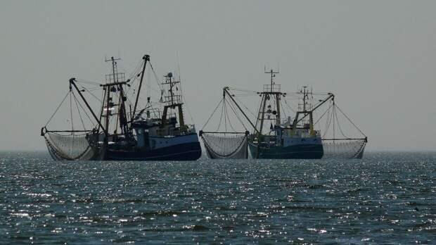 Российское судно столкнулось с японским у берегов острова Хоккайдо