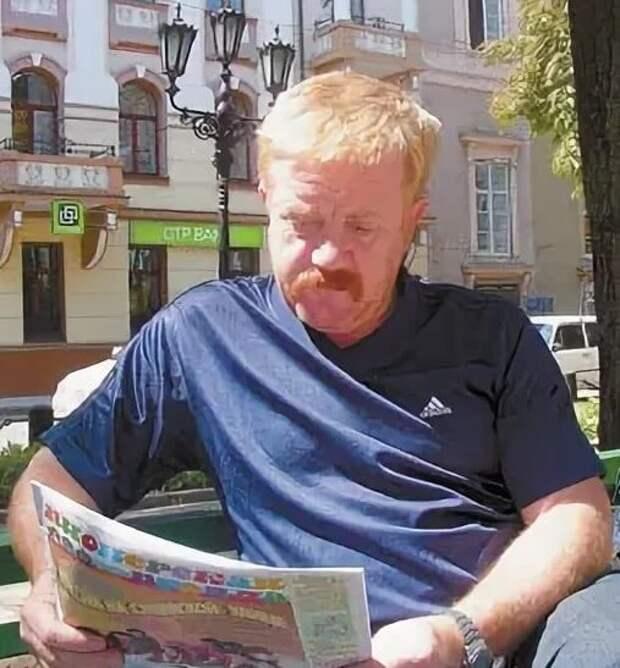 Василий Скромный. Тот самый хулиган Гусь из «Приключений Электроника»