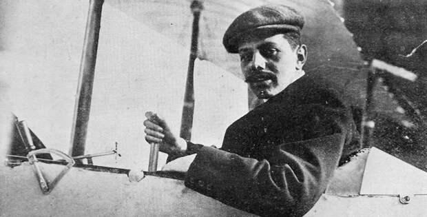 Bron Histoire. L'avionneur Gaston Caudron se tuait il y a cent ans lors  d'un vol d'essai