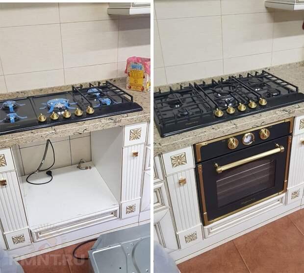 Нюансы подключения газовых плит в квартире и доме