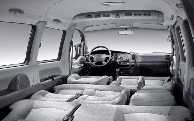 Спальные места авто, автомобили, интересно, карбюратор, опция, технология, трамблер, факты