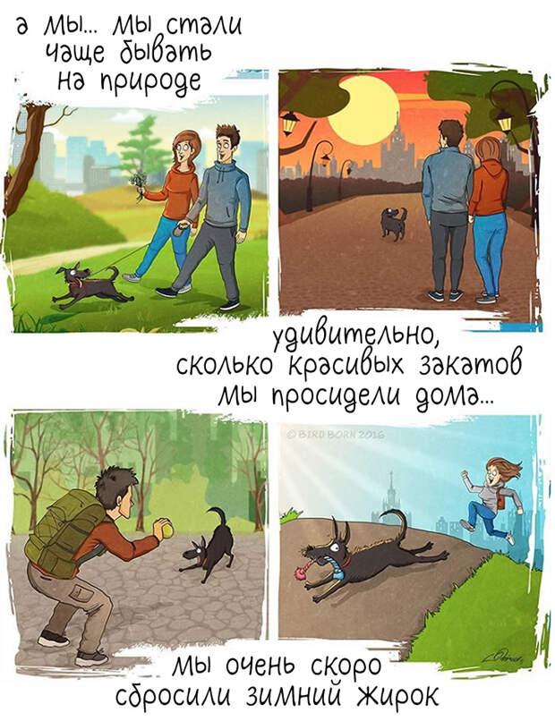 Вот как меняется ваша жизнь, если взять собаку из приюта