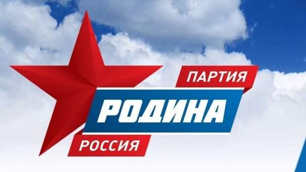 """Партия """"Родина"""" вместе с Российским детским фондом поможет псковским семьям"""