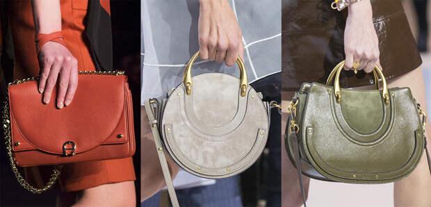 Женские сумки 2017-2018