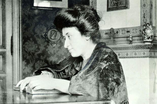 «Её смерть – триумф нацистов»: 150 лет со дня рождения Розы Люксембург