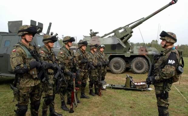 Украина и Польша станут расходным материалом в случае войны между РФ и НАТО