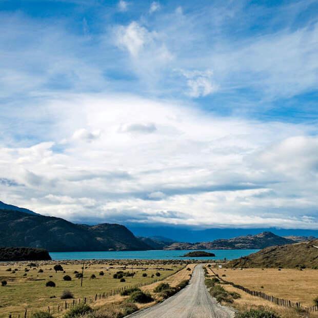 Самая удаленная точка Южной Америки