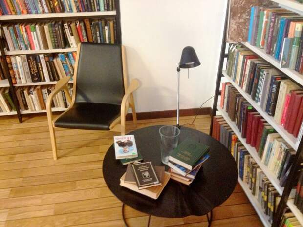 В культурном центре на улице Маршала Катукова откроется книжный клуб