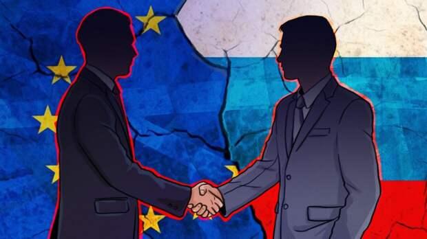 Греческий политолог рассказал о противоречиях внутри Европы из-за России